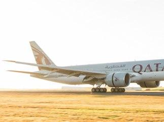 Auckland International Airport - Doha International Airport