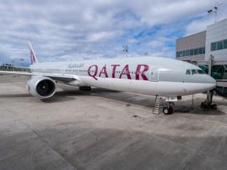 Doha International Airport - Los Angeles International Airport