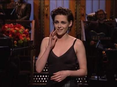 """Soy tan lesbiana, tío"" así contesta Kristen Stewart a Donald Trump"