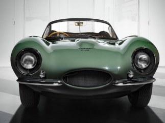 El primer jaguar XKSS fabricado en 60 años