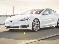 Tesla bate un nuevo récord de velocidad