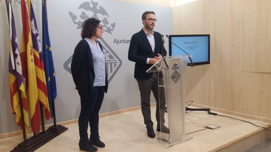 Palma registra casi empresas en el cuarto trimestre for Cuarto mas empresa