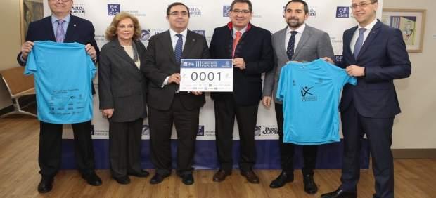Presentación de la III Carrera Popular Universidad Pablo de Olavide