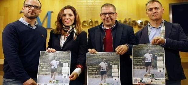 Presentación maratón Valle Abdalajís