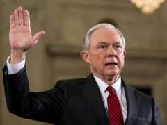 Jeff Sessions se convierte en fiscal general de EE UU