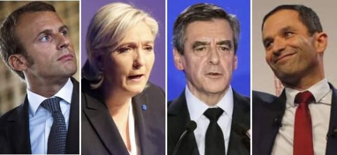 Elecciones presidenciales francesas 2017