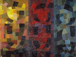 Otto Freundlich - Homage to the Peoples of Color (Hommage aux peuples de couleur), 1938