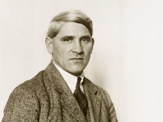 August Sander - Painter and Sculptor (Otto Freundlich), ca. 1925