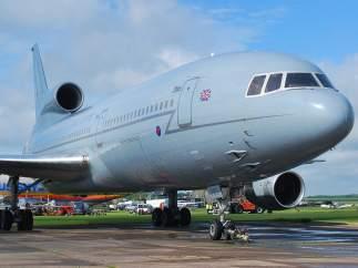 Avión de la RAF