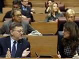 Puig y Bonig se enfrentan en la sesión de control al Consell