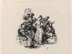 'El Vito', de Goya