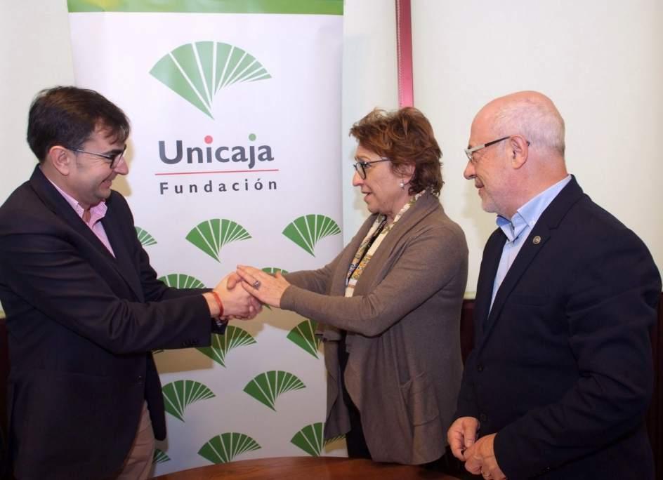 Unicaja la fundaci n unicaja renueva su apoyo al centro for Centro asociado de madrid