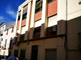 Edificio desde el que supuestamente han tirado al perro en Lucena