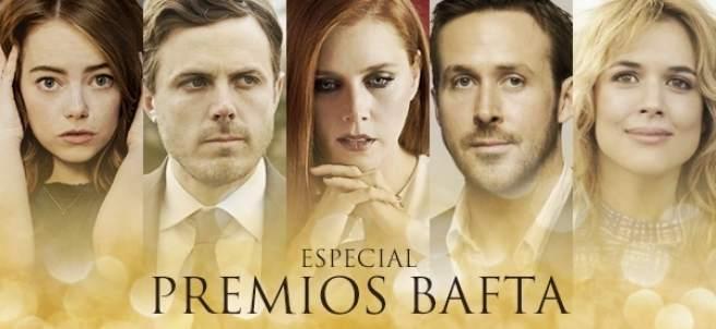 Premios BAFTA En TCM