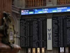 Bolsa de Madrid, Ibex 35, parqué