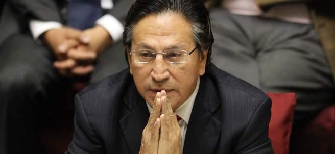 El expresidente peruano, Alejandro Toledo