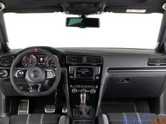 Interior del Golf GTI Clubsport