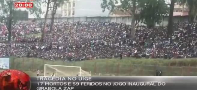 Estadio en Angola