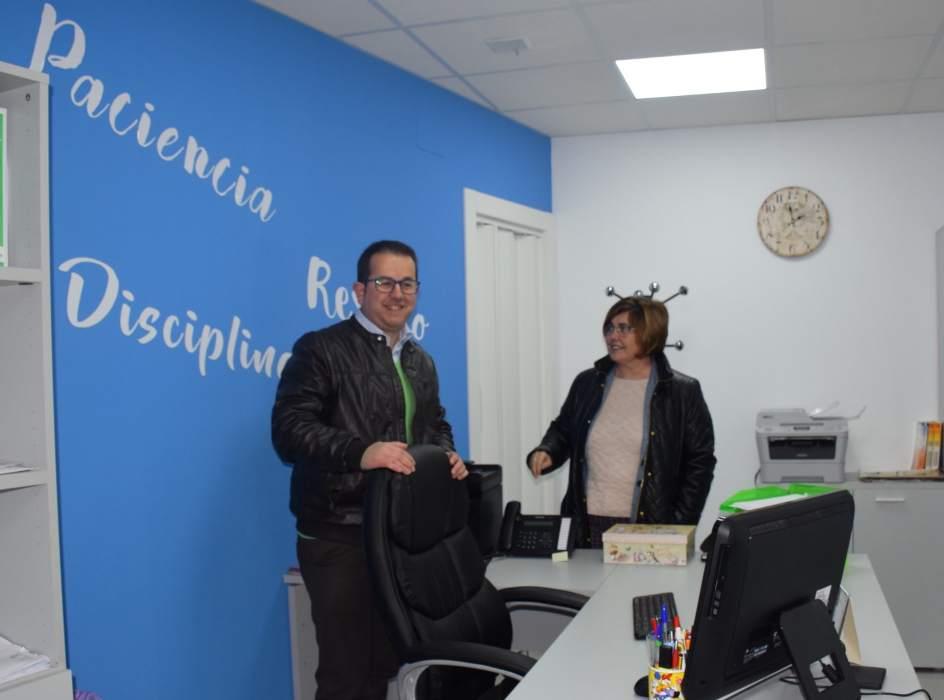La diputaci n de c ceres invierte euros en mejorar for Oficina de empleo caceres