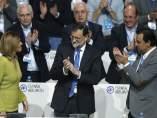 Cospedal, Rajoy y Maillo