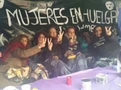 Mantendrán la huelga de hambre en Sol hasta que los partidos asuman sus demandas