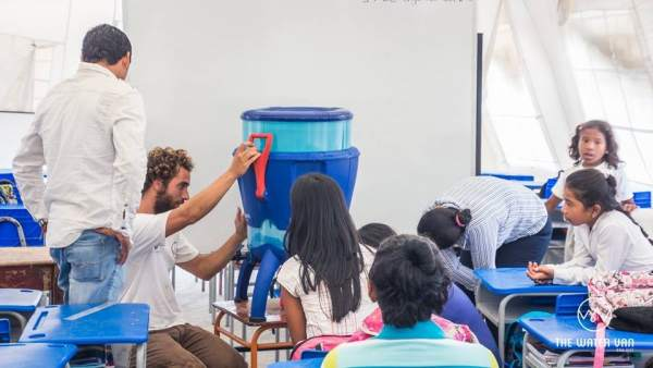Filtros para tener agua potable