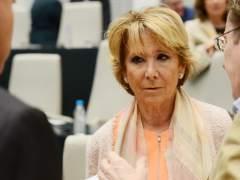 Aguirre compara el asalto de las juventudes de la CUP en la sede del PP catalán con el nazismo