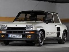Renault 5 Turbo 2 de 1983