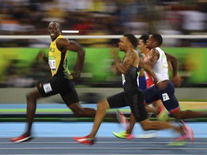 La sonrisa de Bolt