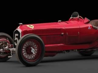 Alfa Romeo Tipo B P3 de 1934