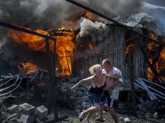 'Días negros en Ucrania'