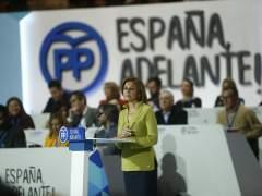 Cospedal anuncia su candidatura para perpetuarse en el PP de Castilla-La Mancha