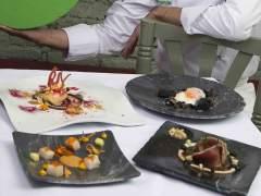 Carlos Durán elabora un menú antidiscusiones para San Valentín