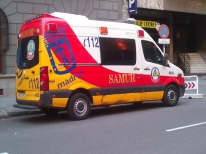 Recursos de SAMUR, urgencias, ambulancias, 112