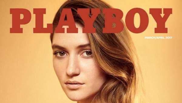 El número de marzo/abril 2017 de Playboy recupera los desnudos.