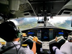 Pilotos de avión
