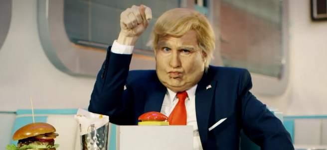 Joaquín Reyes parodia a Donald Trump