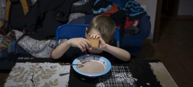 Pobreza severa