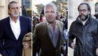 Prisión sin fianza para Correa, Crespo y 'El Bigotes'