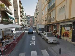 Calle Doctor Castroviejo, Granada