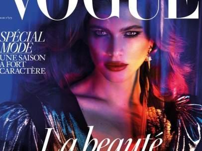 Una modelo transexual en 'Vogue'