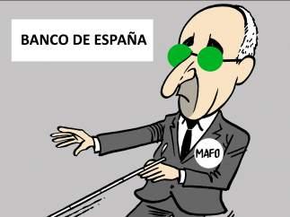 La ceguera del Banco de España