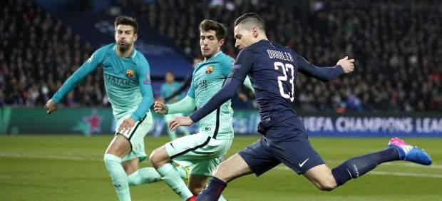 PSG - Barça