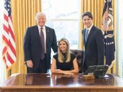 Ivanka Trump, la 'primera hija' se abre paso en la Casa Blanca a costa de Melania