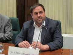 ERC registra una marca blanca para esquivar una posible ilegalización del partido