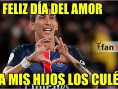 Uno de los memes del PSG - Barça