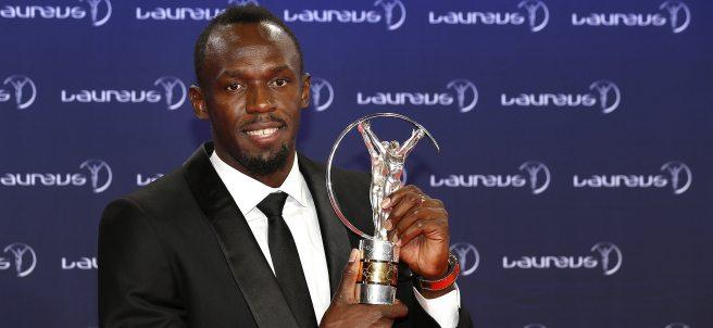 Bolt, deportista del año