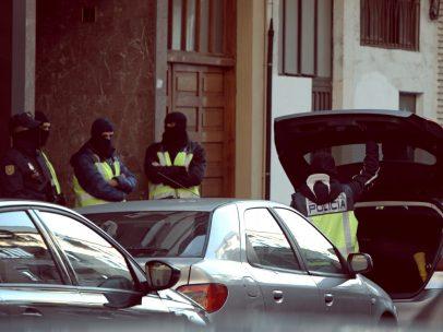 Detenido un marroquí por colaborar con EI