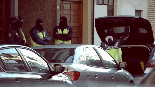 Dos detenidos en Vitoria y Alicante por sus vínculos con EI