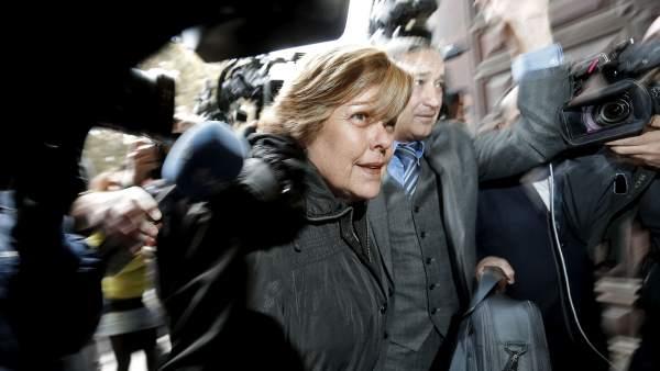 Martínez, de Gürtel, en libertad bajo fianza de 15.000 euros